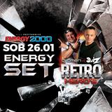 ENERGY 2000 [PRZYTKOWICE]- RETRO HERO'S - DJ QUIZ - Main Stage - 26.01.2019