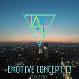 """EMOTIVE CONCEPT 13 """"OUR LOVE"""" CLUB MIX"""
