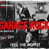"Urban Jamboree  08/03/017 speciale ""Frat rock/Garage Rock"" of the '60"