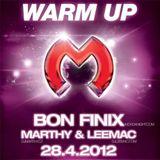 DJ LeeMac LIVE in the mix @ MAGNETIC WarmUp Louny