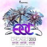 Deniz Koyu - Live @ Electric Daisy Carnival EDC Chicago (USA) 2013.05.25.