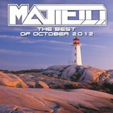 The Best Of October 2012 (Mixed By Matielli)