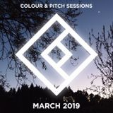 Colour and Pitch Sessions with Sumsuch - March 2019