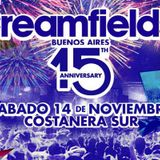 Hot Since 82 live @ Creamfields (Buenos Aires, Argentina) – 14.11.2015 [FREE DOWNLOAD]