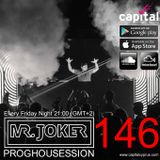 Mr.Joker ProgHouSession (146) Capital Radio Cyprus Progressive House 2018