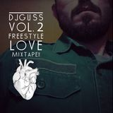 DJ GUSS - VOL.2 FREESTYLE LOVE mixtape jun.12