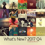 What's New? 2017 Q4