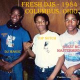 1985 on C.T.N.T. Cable Radio - Back in the day in Columbus, Ohio