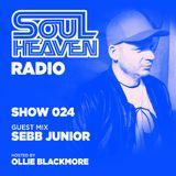 Soul Heaven Radio 024: Sebb Junior