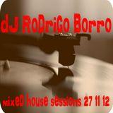Mixed House Session 27-11-12 - DJ Rodrigo Borro