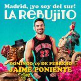 """JAIME PONIENTE / FEB2017 / La Rebujito: """"Madrid, ¡Yo soy del Sur!"""""""