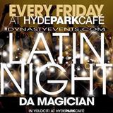 Latin Night @ HPC (April 2015)