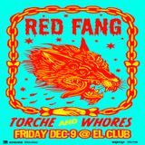 12-9-16 Red Fang/Torche/Whores live