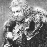 49. A GAME OF THRONES - Eddard XIV