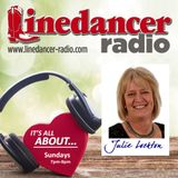 """""""Its all about....M"""" with Julie on Linedancer Radio"""