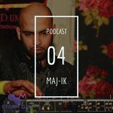 Storm DJs Podcast Interview 04 - DJ Maj-ik
