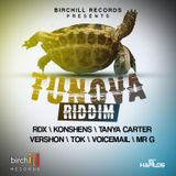TUN OVA RIDDIM - BIRCHILL RECORDS - JUN 2013 - Megamix by G2 selecta