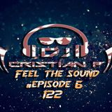 DJ Cristian P - Feel the sound #episode6 (122)