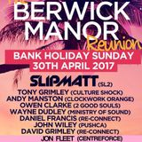 MR MUSIC'S LIVE SET/CULTURE SHOCK@THE BERWICK MANOR REUNION 30-04-2017 BOOKINGS+44(0)7572413598