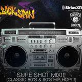 DJ Evil Dee - The Sure Shot Mix (SiriusXM) - 2017.10.21
