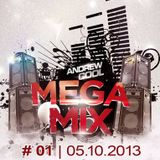 Megamix by Andrew Cool – # 01 (05-10-2013)