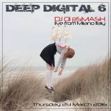 Deep Digital #6 Live at Smash 24/3/2016