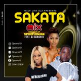 Sakata Mix (The Best Of Spice Diana) By Dj.Senior'B
