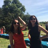 Sarah Kiely & Charlene Hegarty - Bangor FM Takeover #9