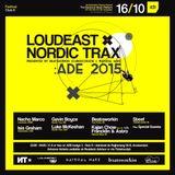 Nordic Trax Radio #93 - ADE 2015 Special - Loudeast X Nordic Trax - Part 2