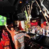 Hassan Maroofi vs David Charpentier - Back To Basics at Club Vertigo Jul 5th 2014