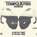 Cryogenics - CompleXities Radio Show - Alpha Radio [UK] E02S01