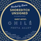 Shoreditch Unsigned #23 - Guest Artists of the week: CHILE & FREYA ALLEY 16th March