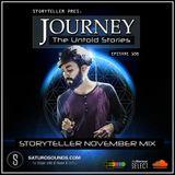 Journey - 108 Storyteller on Saturo Sounds Radio UK [15.11.19]