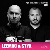 [2019_07_03-04] LeeMac & Styx live from Beats For Love 2019 festival