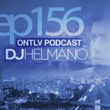ONTLV PODCAST - Trance From Tel-Aviv - Episode 156 - Mixed By DJ Helmano