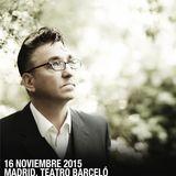Richard Hawley@Back2Black Radio Madrid