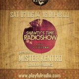 CiKay Presents MR KENTRO - LIVE 07.06.14