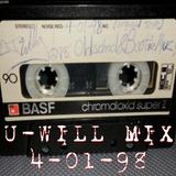 Old School Electro Booty Muz 4-01-98 Side-B
