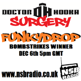 Doctor Hooka's Surgery www.nsbradio.co.uk 06.12.12  featuring Funkydrop Cable Set