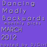 29-03-12 Dancing Madly Backwards - Monthly picks MAR