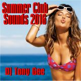 Dj Tony Gee - Summer Club Sounds 2016
