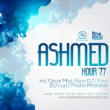 Ashmed Hour 77 // Guest Mix By Thabo Phalatse