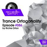 Happy new year!!! | Richie Orton | Trance Ortogonality | Episode #086 | Jan 01, 2018