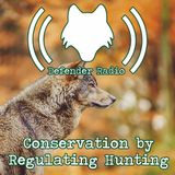 601: Conservation by Regulating Hunting