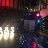 great fosters wedding 23.01.15 part 1