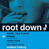 Shaddy @Root Down, Freiburg first hour take over