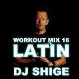 workout mix 16 (2017 AUG) latin