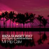 IBIZA SUNSET 2017 | Mr Flip Calvi