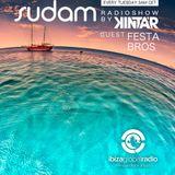 Kintar  - Sudam Radio Show 008 (Guest Festa Bros) on Ibiza Global Radio - 29-Jun-2015