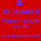 JD Sparxx Friday Evening Radio Show 12th April 2013
